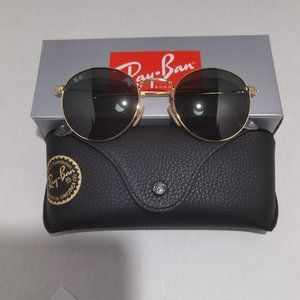 Ray-Ban Authentic Round Metal 3447 50 mm